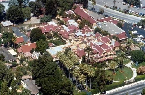 Дом Винчестеров, Сан-Хосе, Калифорния
