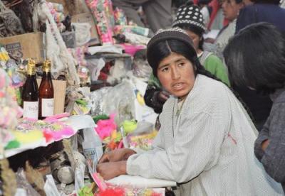 Колдовской рынок Сонора в Мехико, Мексика