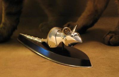 Мышь на турнире