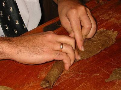 Состав сигары