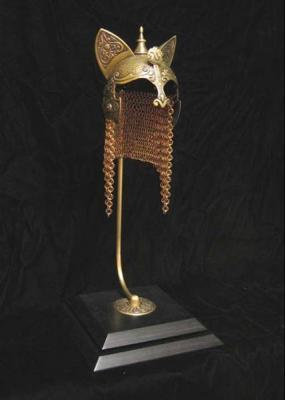 Шлем персидского кота