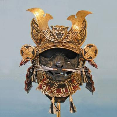 Шлем сиамского самурая