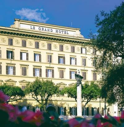 Отель St. Regis, Рим, Италия