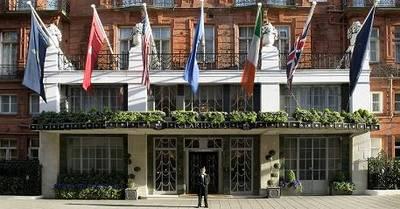 Отель Claridges, Лондон, Англия