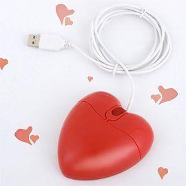 """Компьютерная мышь """"Положа руку на сердце"""""""