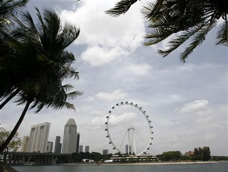 Singapore Flyer -