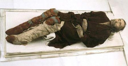 Таримские мумии в Китае
