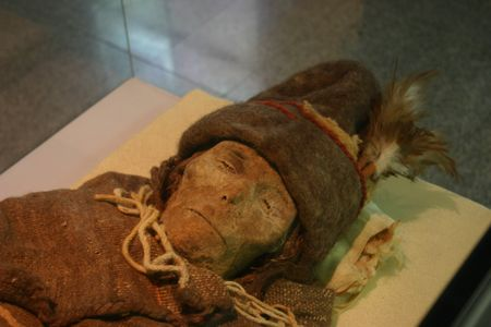 Таримские мумии