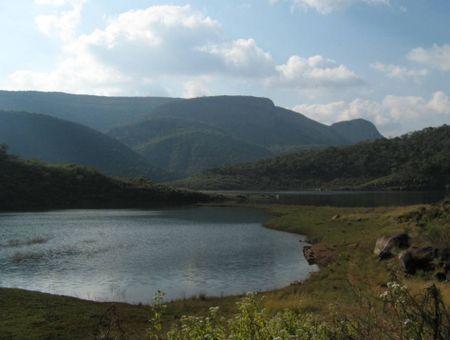 озеро Фундудзи